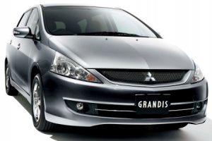Mitsubishi Grandis Spare Parts